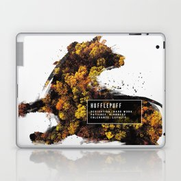 Hufflepuff Nature Laptop & iPad Skin
