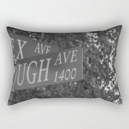 Rough Sex Rectangular Pillow