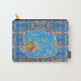 Portrait of a Mediterranean Frog Prince Carry-All Pouch