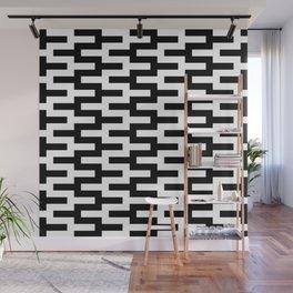Geometric Pattern #89 (zigzag) Wall Mural