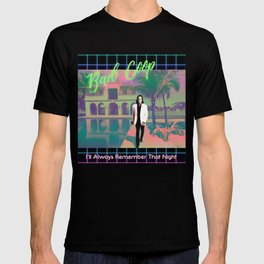 Bad Coop - I'll Always Remember That Night T-shirt