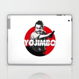 Yojimbo - Toshiro Mifune Laptop & iPad Skin