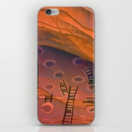 Ancestral Memories, Caves iPhone Skin