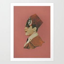 Cardinal Sin Art Print
