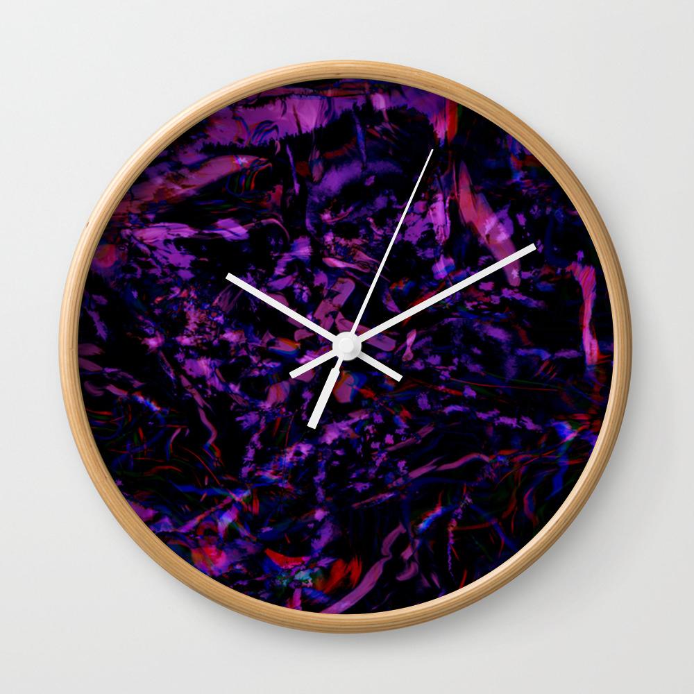 Sweet Stuff Wall Clock by Natureprincess CLK8874089