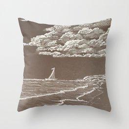 PEI Rum Runners Throw Pillow