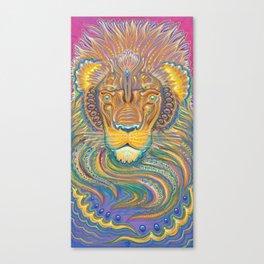 Good Kitten Canvas Print