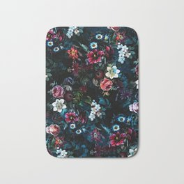 NIGHT GARDEN XI Bath Mat