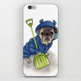 Moe iPhone Skin