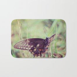 nature capture Bath Mat