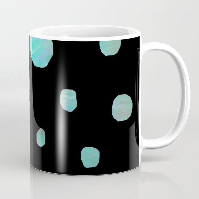 Blue meteorites Coffee Mug
