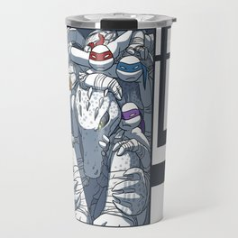 TMNT - in the box Travel Mug