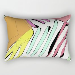 Preppy Rectangular Pillow