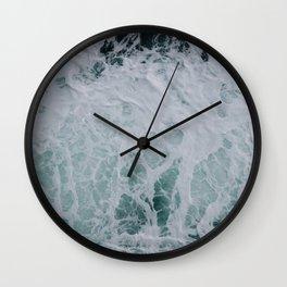 Wonderful Waves Wall Clock