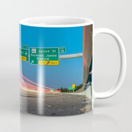 Highway to Light Coffee Mug