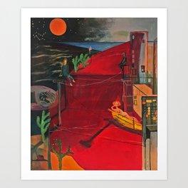 Garden Of Edem Art Print