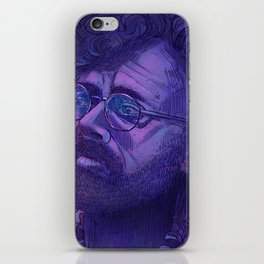 Terence Mckenna iPhone Skin