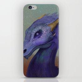 Pearl Eye Dragon iPhone Skin