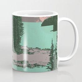 Jasper National Park Poster Kaffeebecher