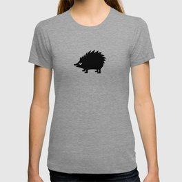 Angry Animals: hedgehog T-shirt
