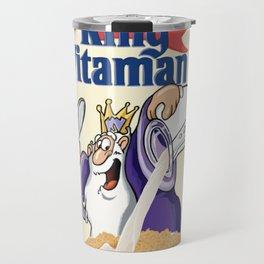 King Vitamins Travel Mug