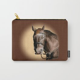 Season of the Horse - Pudding Carry-All Pouch