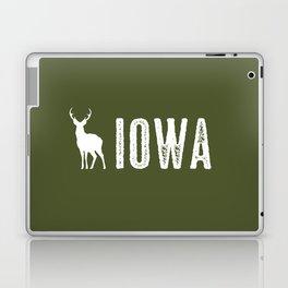 Deer: Iowa Laptop & iPad Skin
