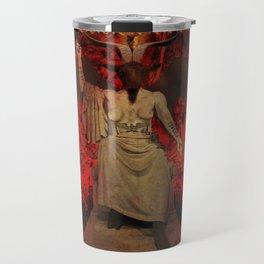 Baphomet Tarot Travel Mug