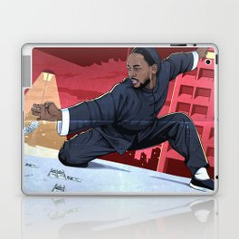 Kung Fu Kenny Laptop & iPad Skin