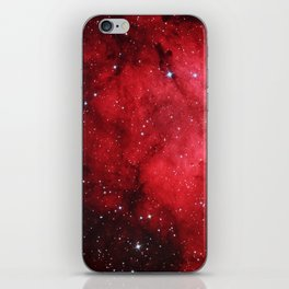 Emission Nebula iPhone Skin