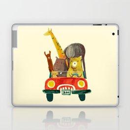 Visit the zoo Laptop & iPad Skin