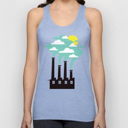 The Cloud Factory Unisex Tank Top