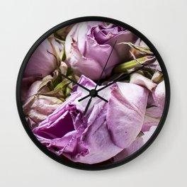 Thorns Wall Clock