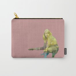 Woman Gone Rogue Carry-All Pouch