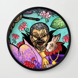 Uncle Sheo's Magic Show (Poor Haskill) Wall Clock