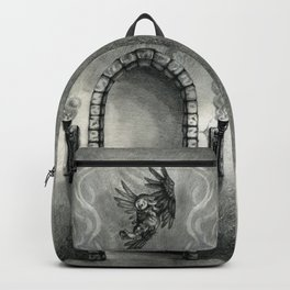 The Owl and the Witch Backpack