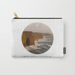 Irish saying Carry-All Pouch