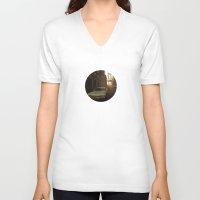 brooklyn V-neck T-shirts featuring Brooklyn by Parissis