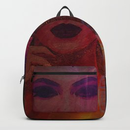 Dark Lady of the Forest of the Damned Backpack