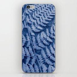 Cyanotype No. 6 iPhone Skin