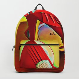 Ruby Slippers Backpack