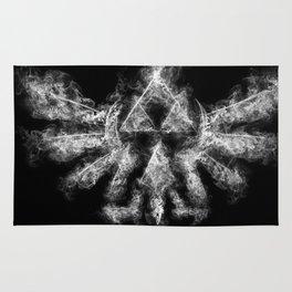 Triforce Smoke Rug