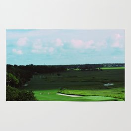 Golf Game Goals Rug