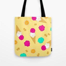 Ice-cream baby Tote Bag