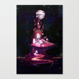Roommates Canvas Print