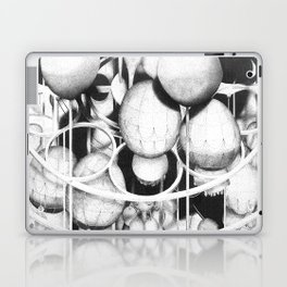 Mirny Buttery - From Above Laptop & iPad Skin