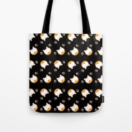 Corgi Butt Pattern Tote Bag