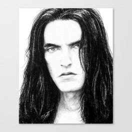 Peter Steele Canvas Print