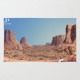 Western Desert Rug