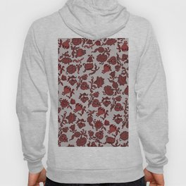 red flowers . ( https://society6.com/totalflora/collection ) Hoody